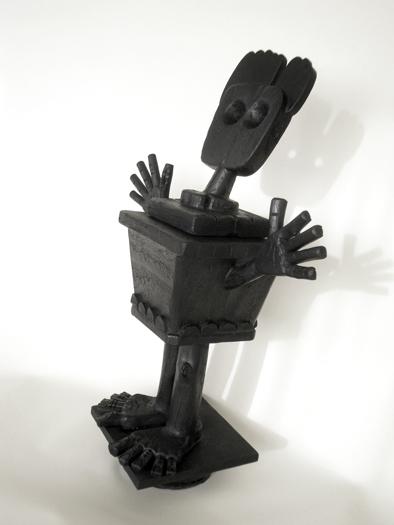 Messenger #2 by Tony Knapp - Click Image to Close